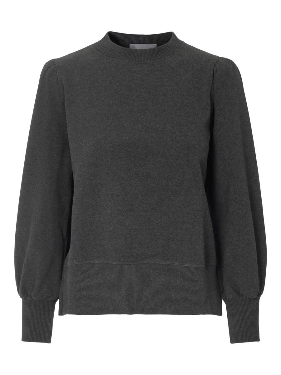 Sarena Sweater Dark Grey Melange